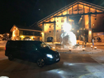 Transport privé Val d'Isère - Tignes - Les Arcs - la Plagne