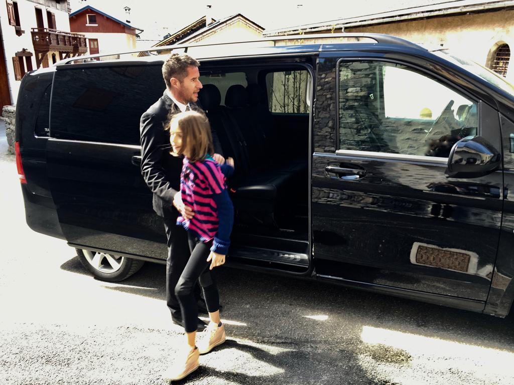 Transport privé et sur mesure pour vos enfants.