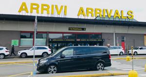 Transport de personne - aéroport de Milan
