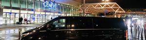 Transport et navette depuis et vers l'aéroport de Geneve