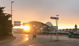 Transport- Navette Aéroport de Lyon Saint Exupéry