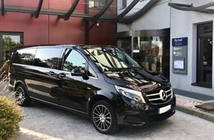 Transport - Mise à disposition Mercedes classe V